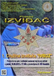 plakat IVBUZ